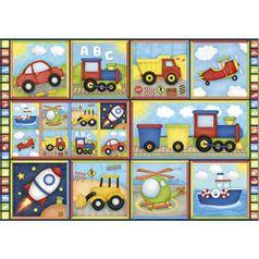Papel-Decoupage-Litoarte-PD-942-343x49cm-Meios-de-Transporte