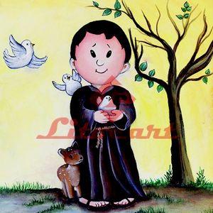Papel-Decoupage-Religioso-Arte-Francesa-Quadrado-LFQ-67-Litocart