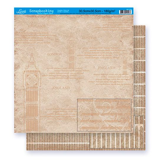 Scrapbook-Folha-Dupla-Face-Abstrato-SD-254-Litoarte
