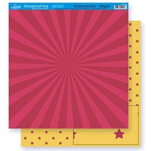 Scrapbook-Folha-Dupla-Face-Abstrato-SD-264-Litoarte