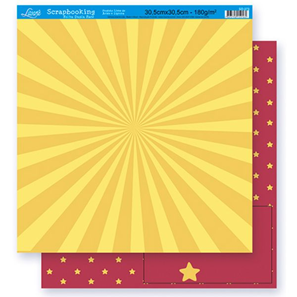 Scrapbook-Folha-Dupla-Face-Abstrato-SD-265-Litoarte