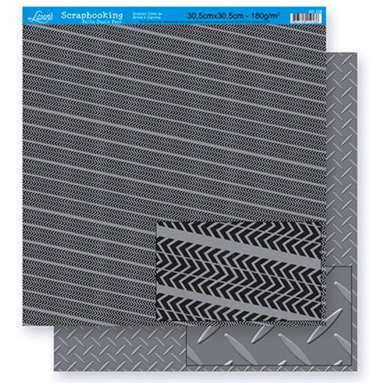 Scrapbook-Folha-Dupla-Face-Abstrato-SD-296-Litoarte