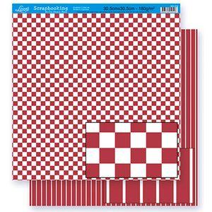 Scrapbook-Folha-Dupla-Face-Abstrato-SD-299-Litoarte-