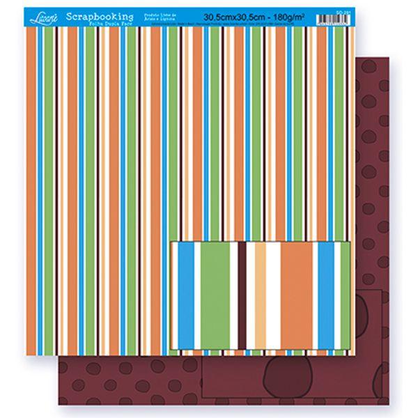 Scrapbook-Folha-Dupla-Face-Listrado-SD-281-Litoarte