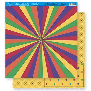 Scrapbook-Folha-Dupla-Face-Abstrato-SD-269-Litoarte