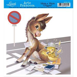 Papel-Arte-Francesa-Litoarte-Cavalo-AFXV-058