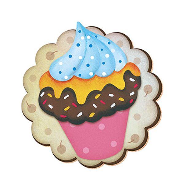 Decoupage-Aplique-em-Papel-e-MDF-Cup-Cake-APM8-112-Litoarte-