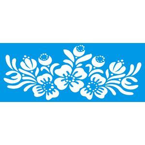 Stencil-Grande-Flores-17x42-STG-045-Litoarte