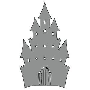 Aplique-em-Chipboard-Scrap-Formas-Cardboard-Castelo-SFC9-002-Litoarte