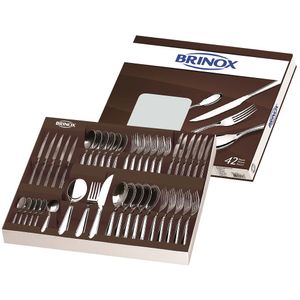 Faqueiro-Lyon-42-pecas-Aco-Inox-5101-118---Brinox