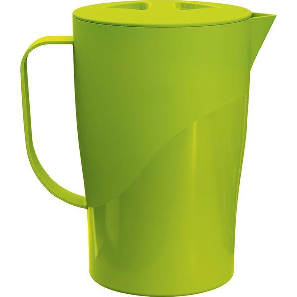 Jarras-2L-Verde-Claro-Solido-em-Polipropileno-UZ134-VCL---UZ-Utilidades