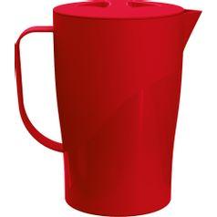 Jarras-2L-Vermelho-Solido-em-Polipropileno-UZ134-VM---UZ-Utilidades