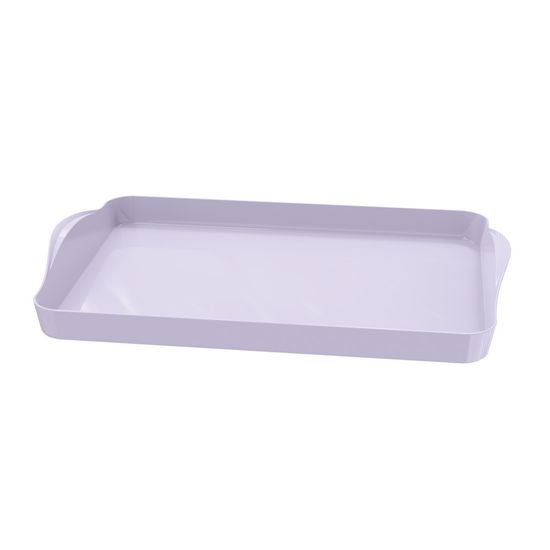 Bandeja-Plus-Branco-Solido-em-Polipropileno-UZ164-BR---UZ-Utilidades