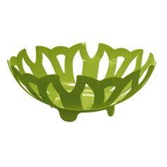 Fruteira-Plus---Centro-de-Mesa-Verde-Claro-em-Polipropileno-UZ328-VCL---UZ-Utilidades