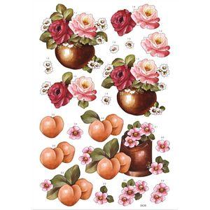 Recortes-para-Scrapdecor-3D-Vasos-c-Rosas-e-Pessegos-c-Flores-DC20---Toke-e-Crie