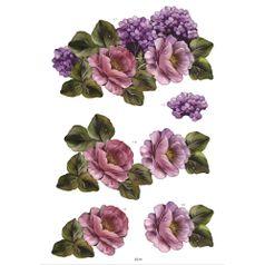 Recortes-para-Scrapdecor-3D-Rosas-com-Hortensia-DC19--Toke-e-Crie-