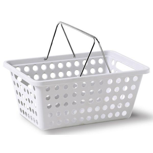 Cesta-Organizadora-com-Alca-M-Branco-em-Polipropileno-359-4---Niquelart