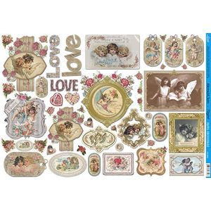 Papel-Decoupage-Grande-Love-PD-860-Litoarte