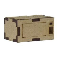 Microondas-Miniatura---MDF-a-Laser