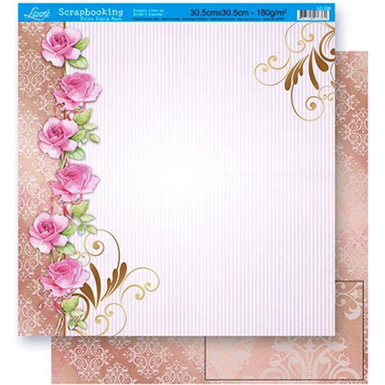 Scrapbook-Folha-Dupla-Face-SD-026-Litoarte-