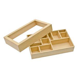 Caixa-com-Divisoria-Shadow-Box-Vintage-27x17x5cm-CXD01---Toke-e-Crie-