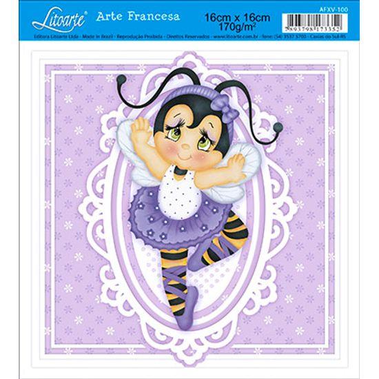 Papel-Arte-Francesa-Litoarte-Bailarina-AFXV-100---Litoarte