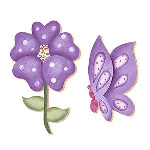 Decoupage-Aplique-em-Papel-e-MDF-Flor-Borboleta-APM4-034-Litoarte