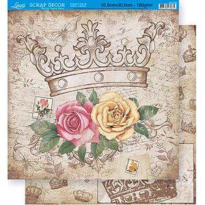 Scrapbook-Folha-Dupla-Face-Flores-SD-359---Litoarte