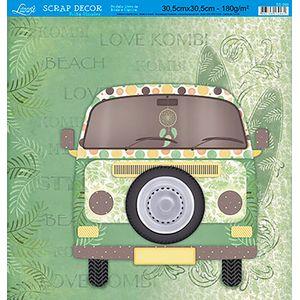 Papel-Scrap-Decor-Folha-Simples-SS-099---Litoarte