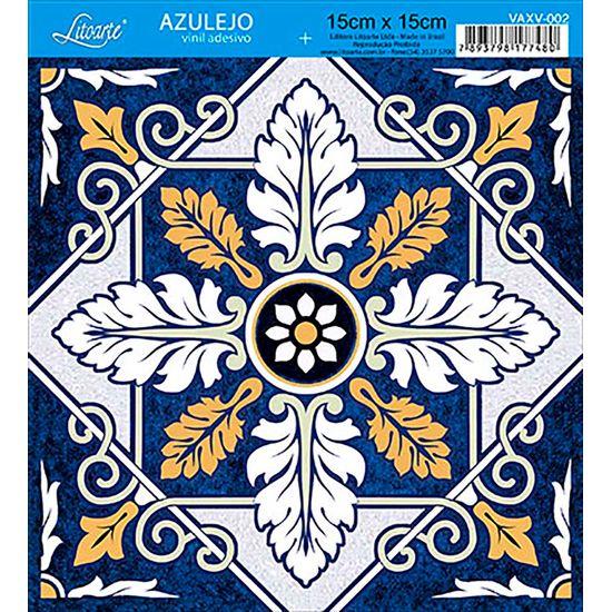 Papel-para-Decoupage-Adesivo-Azulejo-Vinil-4-Unidades-VAXV-002---Litoarte