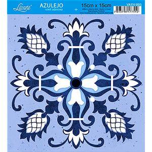 Papel-para-Decoupage-Adesivo-Azulejo-Vinil-4-Unidades-VAXV-005---Litoarte