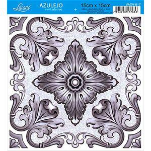 Papel-para-Decoupage-Adesivo-Azulejo-Vinil-4-Unidades-VAXV-017---Litoarte