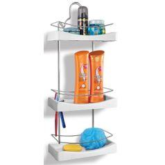 Porta-Shampoo-Triplo-Cromo-Colors-Aco-e-Plastico-Branco-350-4---Niquelart