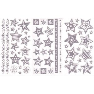 Adesivo-Tecido-Glitter-Estrelas-3-Unidades-Prata-AD1006---Toke-e-Crie