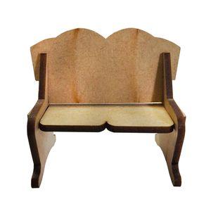 Sofa-2-Lugares-Miniatura---MDF-a-Laser-