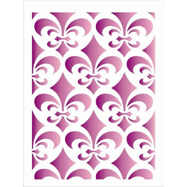 Estencil-para-Pintura-Simples-15x20-Estampa-Ponta-Lanca-OPA1215---Opa