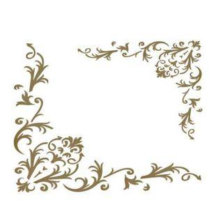 Estencil-para-Pintura-Simples-20x25-Cantoneira-Arabesco-OPA914---Opa