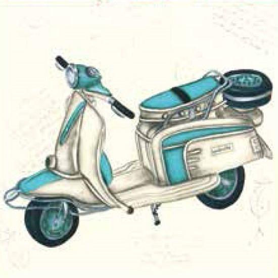 Papel-Decoupage-Lambretta-Arte-Francesa-Quadrado-LFQ-79---Litocart