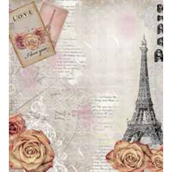 Papel-Scrap-Decor-XX-Folha-Simples-20x20-Paris-LSCXX-012---Litocart