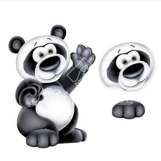 Aplique-Madeira-e-Papel-3D-Urso-LDMPC-009---Litocart