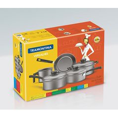Conjunto-de-Panelas-em-Aluminio-5-pecas-Antiaderente-Preta-20699080---Tramontina