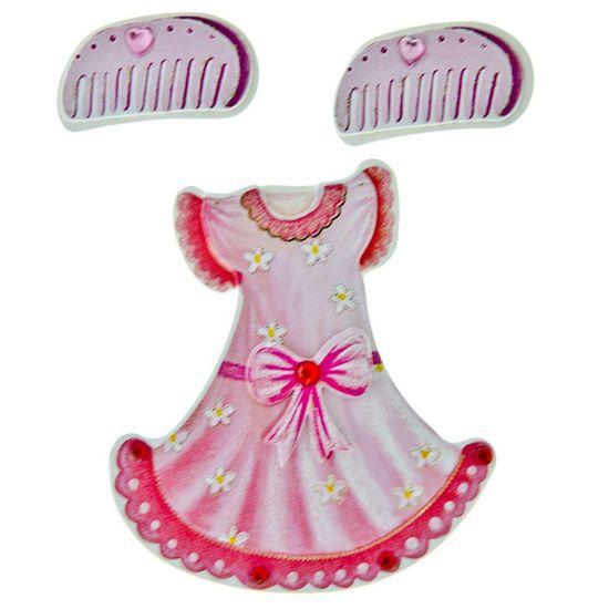 Adesivo-3D-Vestido-Rosa-AD1165---Toke-e-Crie