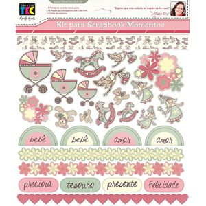 Kit-p--Scrapbook-Momentos-Bebe-Menina-SCFT02---Toke-e-Crie-by-Flavia-Terzi
