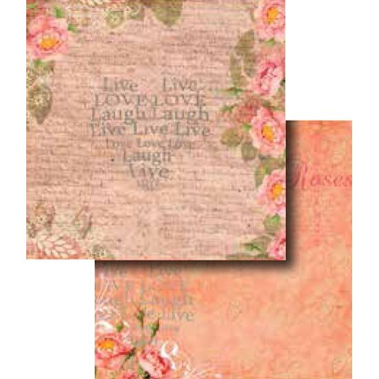 Papel-Scrapbook-Duplo-Flores-LSCD-269---Litocart