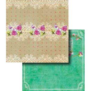 Papel-Scrapbook-Duplo-Flores-LSCD-271---Litocart