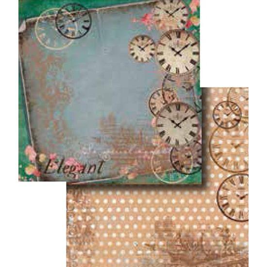 Papel-Scrapbook-Duplo-Relogios-LSCD-281---Litocart