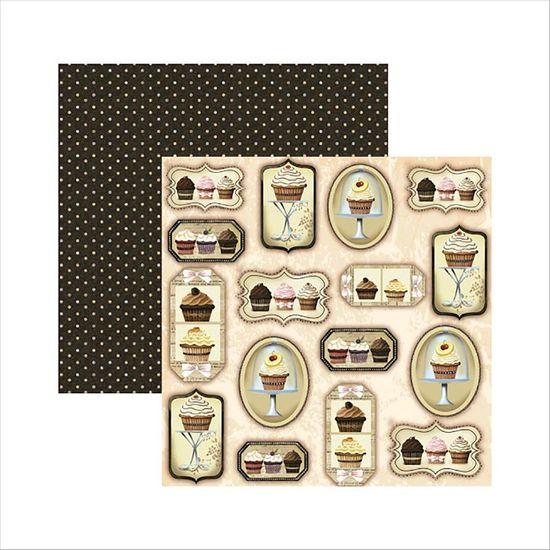 Papel-Scrapbook-Fabrica-de-Cupcakes-Tags-SDF439---Toke-e-Crie