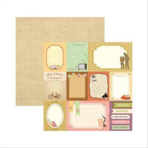Papel-Scrapbook-Familia-Tradicional-Tags-SDF494---Toke-e-Crie