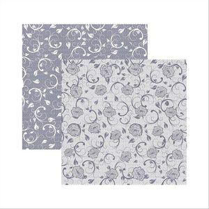 Papel-Scrap-Basico-Renda-Cinza-Azulado-KSDB001---Toke-e-Crie-by-Mamiko