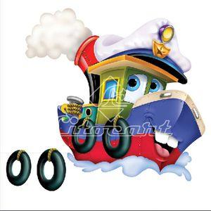 Aplique-Madeira-e-Papel-3D-Barco-LDMPC-026---Litocart